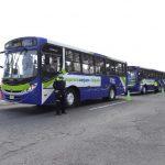 Express Mixco habilita nueva ruta del servicio de transporte público
