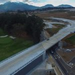 Nuevo tramo de la Vía Alterna del Sur